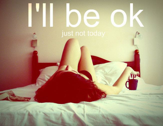 Yoddler Ill Be Ok Just Not Today Sorrow Quote