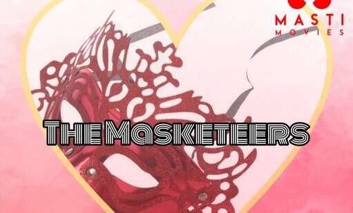The Masketeers (2021) - Mastii Movies Shortfilm