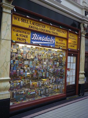 Dinsdale's Joke And Trick Shop