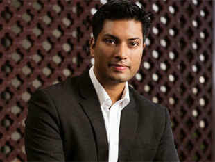 Mittu Chandilya, 32, will be amongst the youngest CEO's to operate an airline in the country.