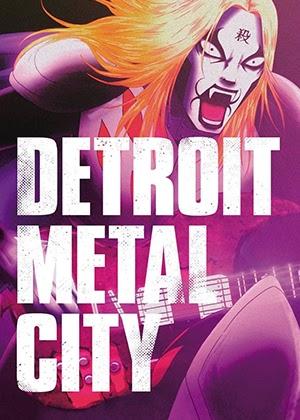 Detroit Metal City [12/12] [HD] [Sub Español] [MEGA]