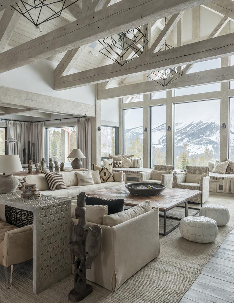 35 Black Living Room Decor