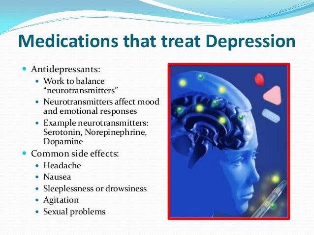 Depression in the Elderly