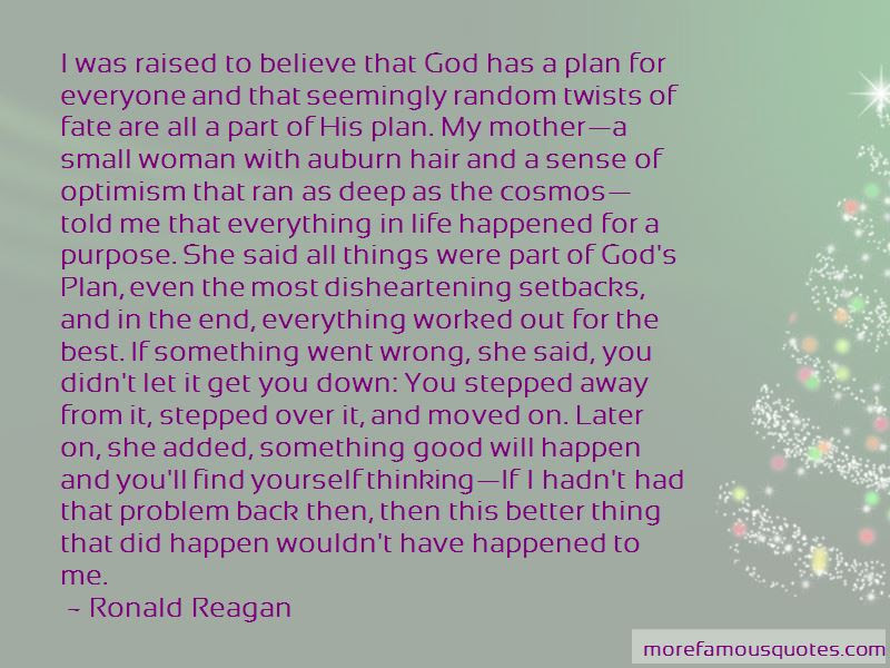God Has Better Plan For You Quotes Top 6 Quotes About God Has