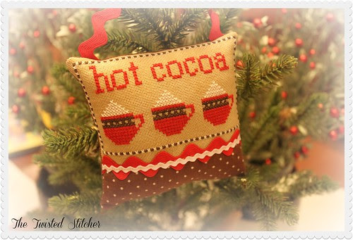 Hot Cocoa on tree