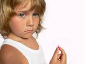 child with drug