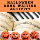 Halloween Songs Exercise by Charlene Tess