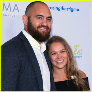 Ronda Rousey Dishes On Her Backyard Hawaian Wedding Plans