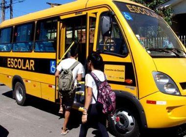 Porto Seguro e Teixeira de Freitas têm transporte escolar com menores preços da BA
