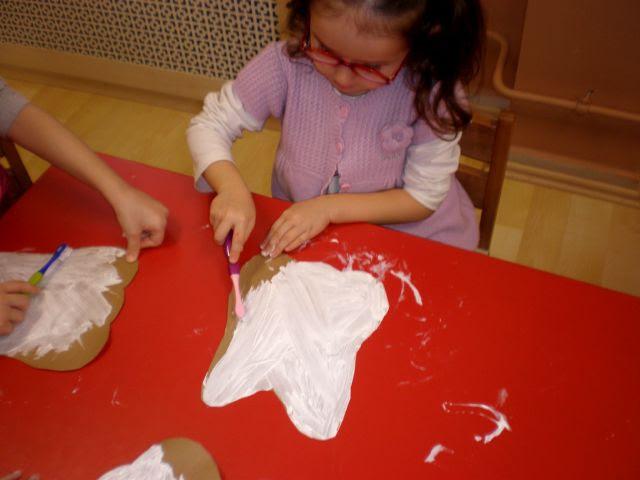 Diş Macunu Ile Boyamatoothpaste Painting Okul öncesi Eğitiminet