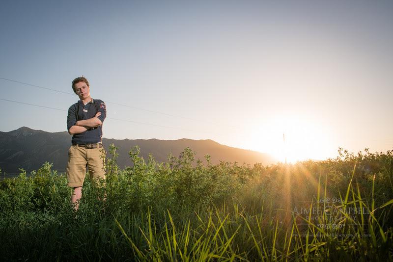 Utah Senior Portraits