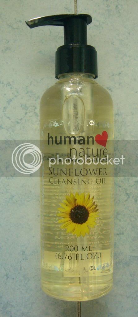 photo HumanNatureSunflowerCleansingOil03.jpg