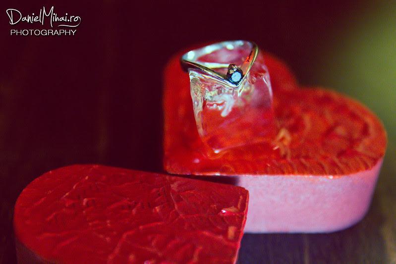 Be my Valentine by Daniel Mihai