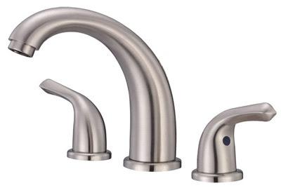 Danze Watersense® eco-friendly widespread bathroom faucets from ...