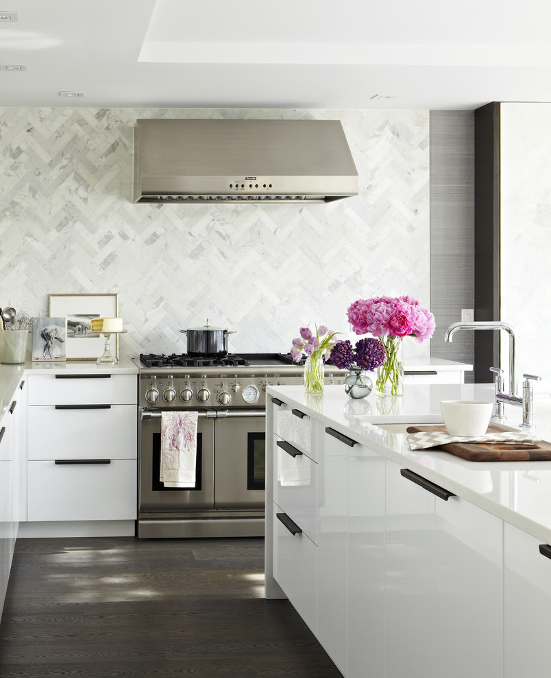 MODERN BACKSPLASH IDEAS | Mosaic