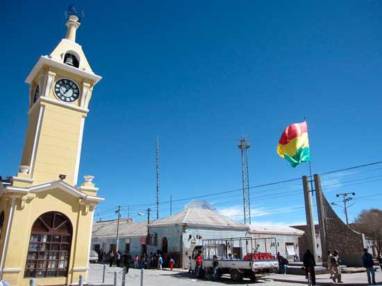 Viajes de Villazón a Uyuni vuelven a la normalidad