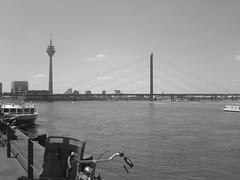 bridge over German water