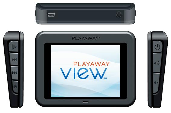 Playaway View Demo