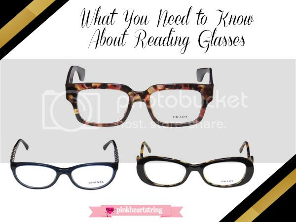 What You Need to Know About Reading Glasses