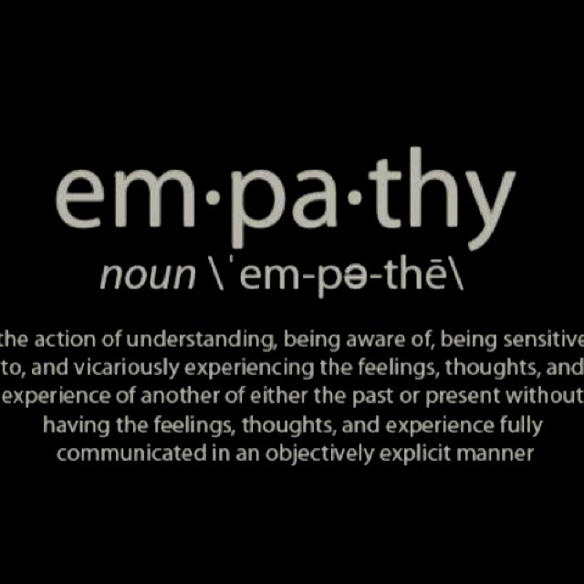 Quotes About Empathic People 43 Quotes