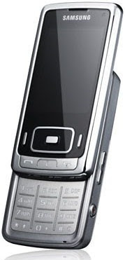 Samsung SGH-G800 Mobile Phone - Review