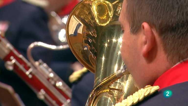 Los conciertos de La 2 - Banda Sinfónica de la Guardia Real (Parte 2)