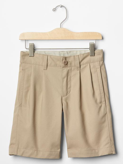Gap Boys Gapshield Pleated Shorts