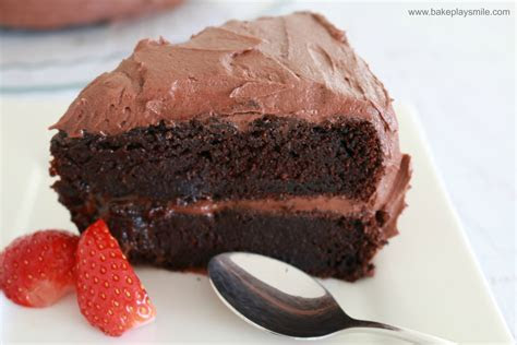 The Best Chocolate Mud Cake (most popular!)   Bake Play Smile