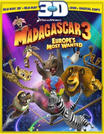 Cliquez ici pour voir LE TEST DE MADAGASCAR 3 BLU-RAY 3D