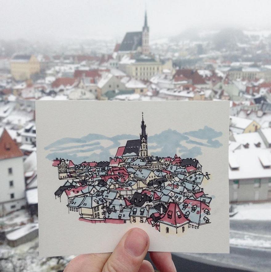Česky Krumlov, Czechia