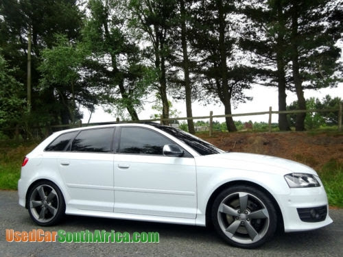 2012 Audi S3 For Sale In South Africa