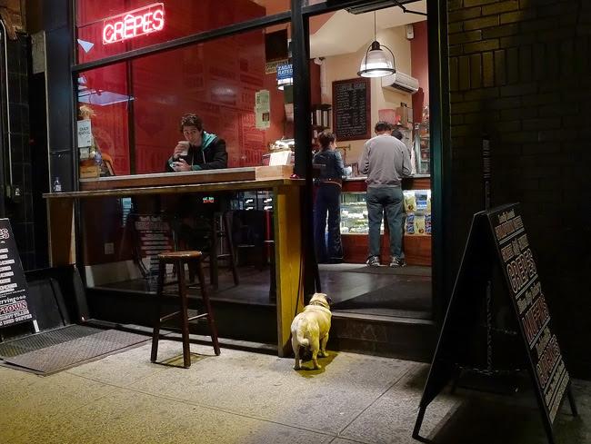 Creperie, Brooklyn