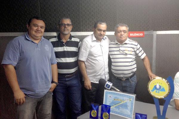 Premiações foram entregues nesta terça-feira na sede da Rádio Globo Natal