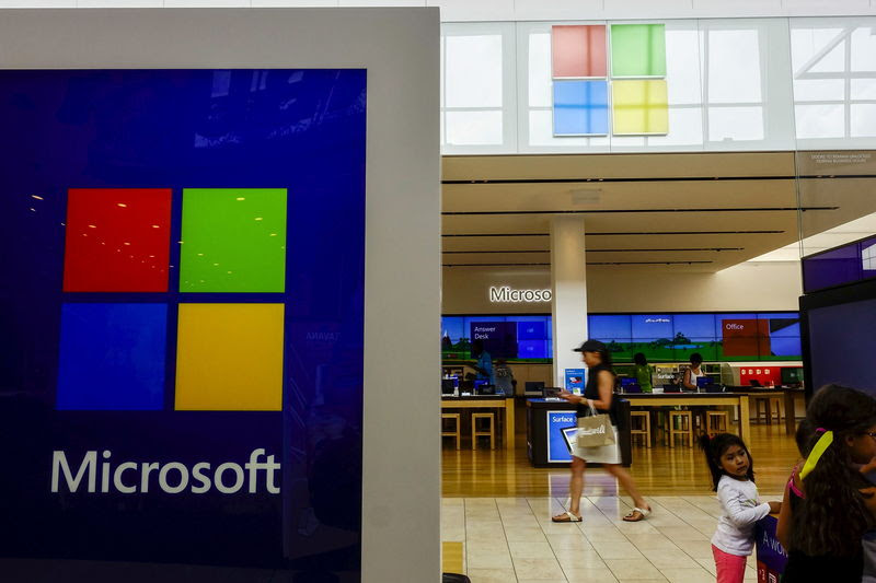 US Futures Edge Higher; Microsoft Buyback, Industrial Production in Focus By Investing.com
