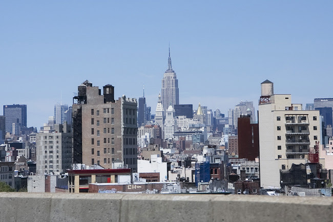 Empire State from the BQE