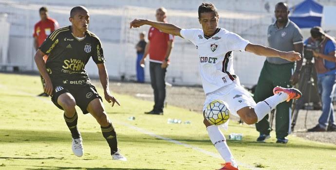 fluminense, ponte preta (Foto: Mailon Santana/Fluminense FC)