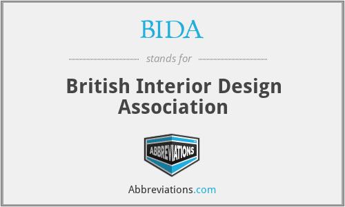 British Interior Design Association Bida Covid Outbreak