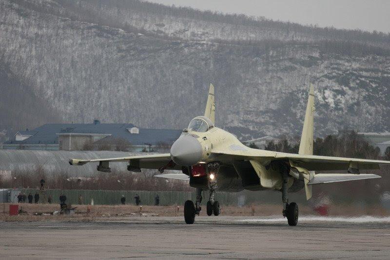 Как Су-35С с конкурентами сравнивали