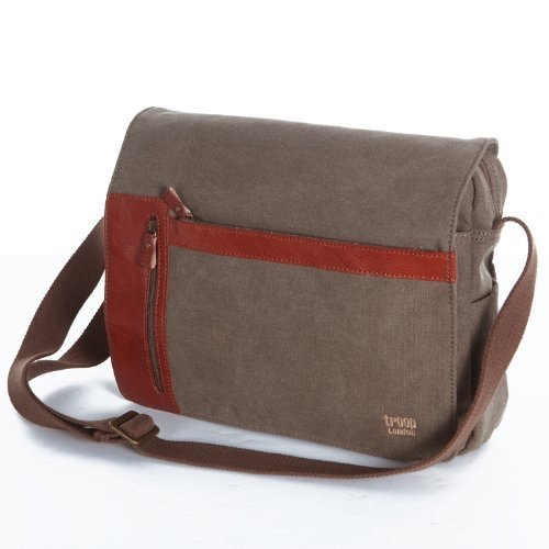 ed084fc2f8 Sacs bandoulière: Handbag Queen UK - Sacoche unisexe toile messager