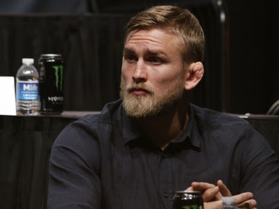 Alexander Gustafsson, UFC (Foto: Evelyn Rodrigues)