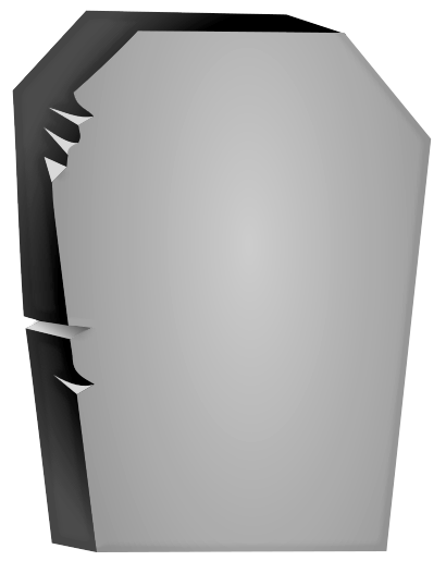 Blank Tombstone Template | Free Download Clip Art | Free Clip Art ...