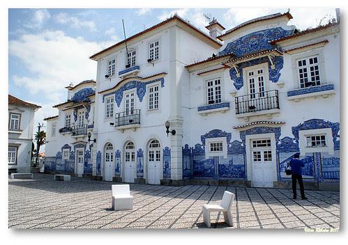 Estação de Aveiro by VRfoto