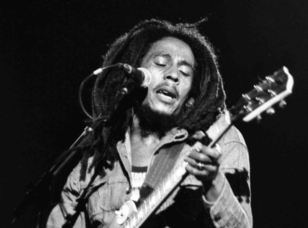 """Suffering from cancer, but true to his rastafarian beliefs and refusing western medicine right till the end, reggae icon Bob Marley told his son Ziggy, """"Money can't buy life,"""" just moments before he died."""