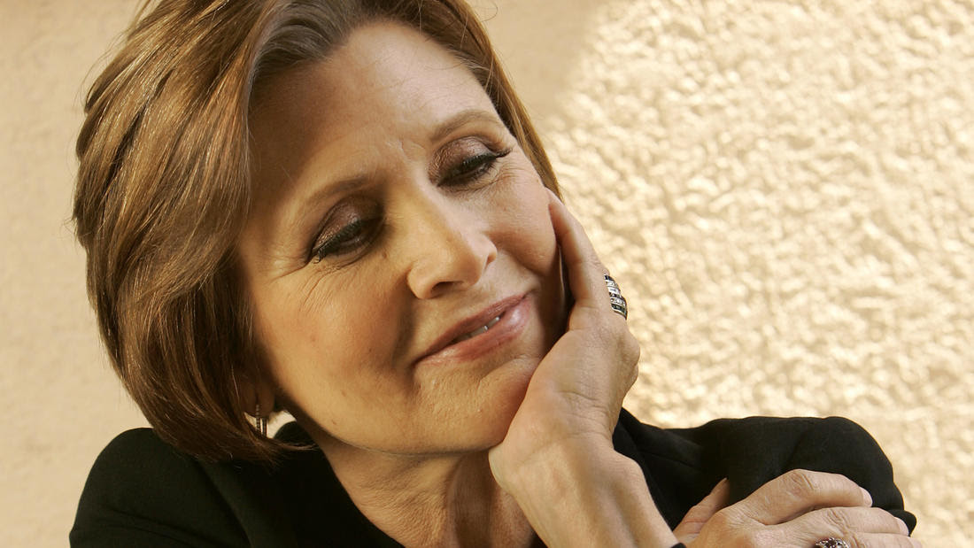 Carrie Fisher | 1956 – 2016