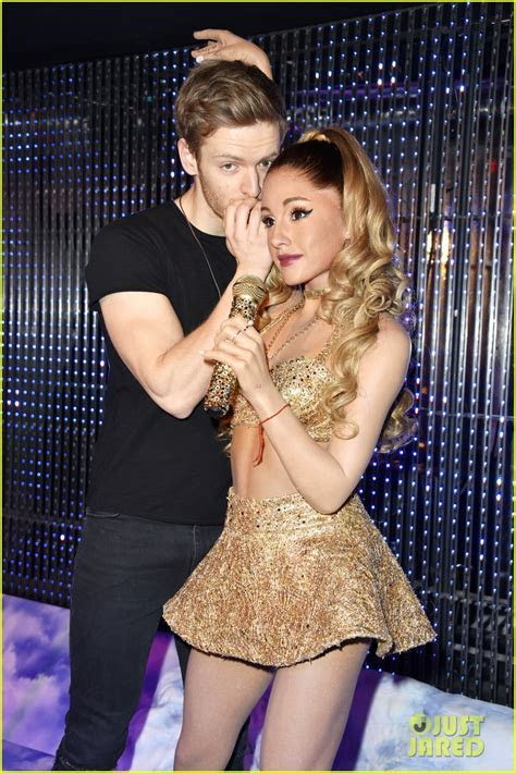 Ariana Grande Wax Figure Unveiled at Madame Tussauds in