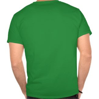 Dont Tread on Me Green & White Seal Shirt