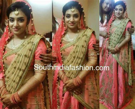 Nazriya Nazim and Fahad Fazil Wedding ? South India Fashion