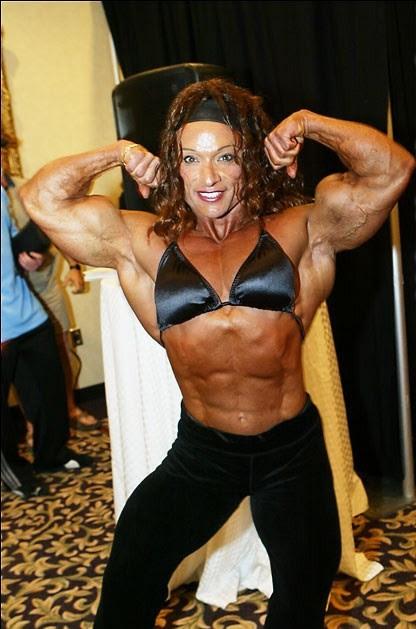 5- Extreme Bodybuilding - Colette Guimond