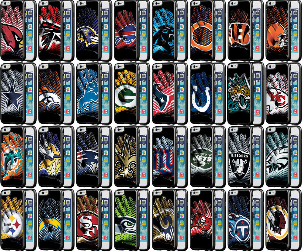NFL Team Phone Case for iPhone 7/8 and iPhone 7/8 Plus  eBay