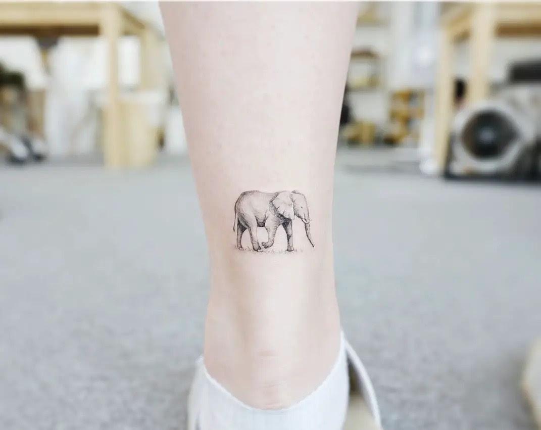 Amazing Tatuajes Tobillo Mujer Top Tatuajes Para Mujeres En Pie Y